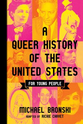 A Queer History of the United States for Young People book cover