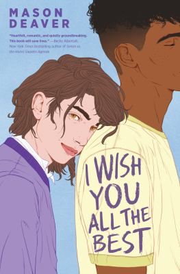 I Wish You All the Best book cover