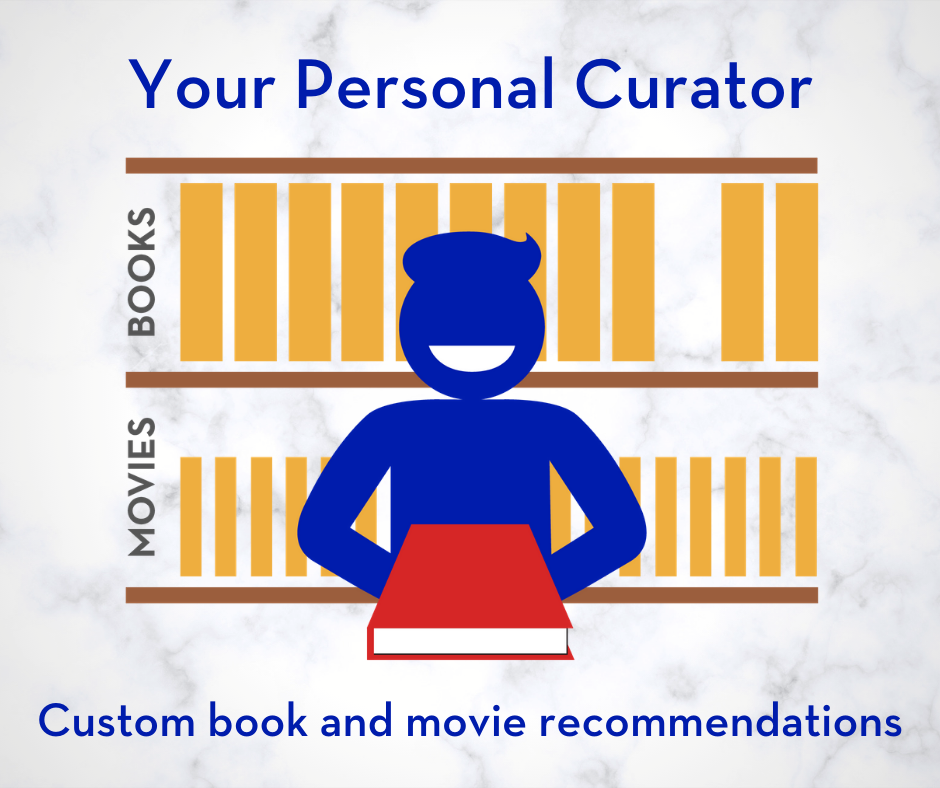 Your Personal Curator - Custom book and movie recommendations