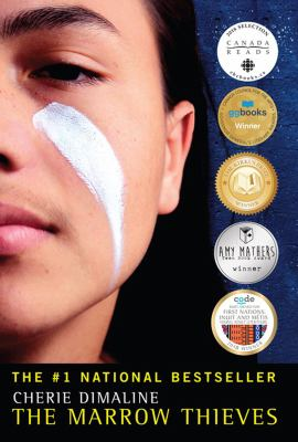 The Marrow Thieves book cover