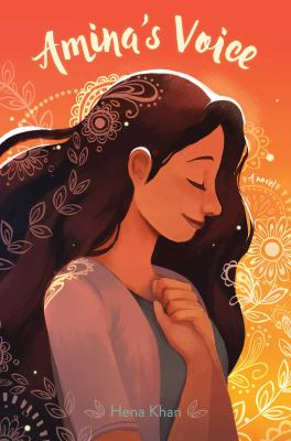 Amina's Voice by Hena Khan book cover