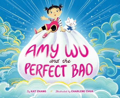 Amy Wu and the Perfect Bao by Kat Zhang book cover