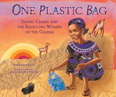 One Plastic Bag by Miranda Paul book cover