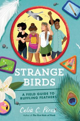 Strange Birds by Celia C. Perez book cover