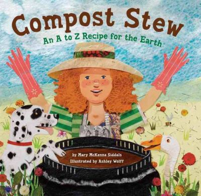 Compost Stew by Mary McKenna Siddals book cover
