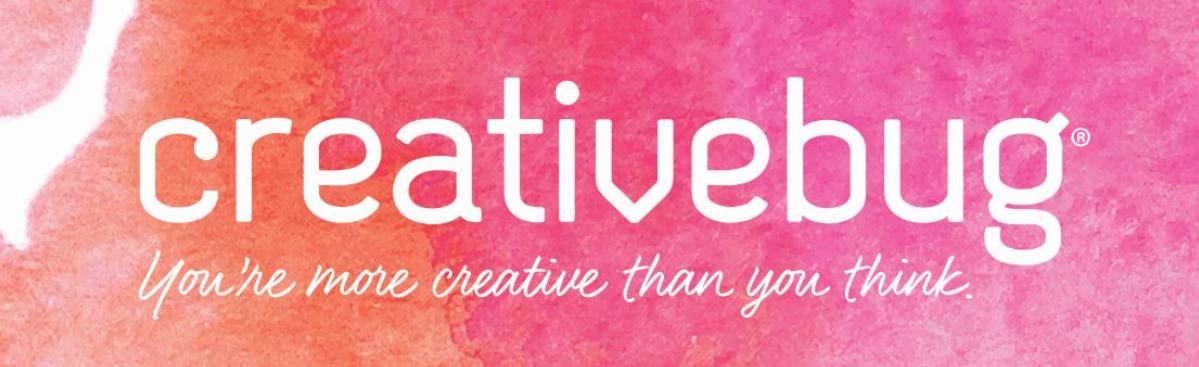 Creativebug link