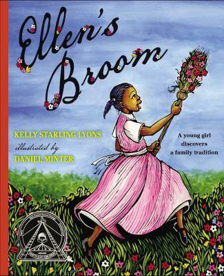 Ellen's Broom book cover