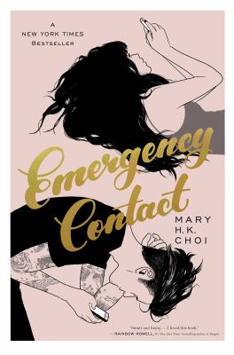 Emergency Contact book cover