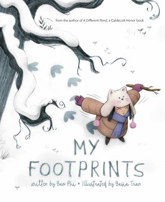 My Footprints by Bao Phi book cover
