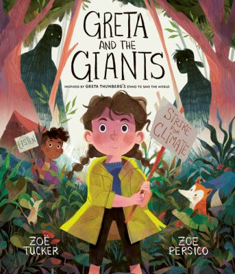 GRETA AND THE GIANTS BY ZOE TUCKER Book cover