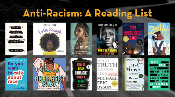 Anti-Racism - A Reading List
