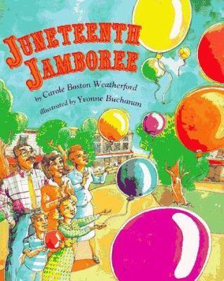 Juneteenth Jamboree book cover