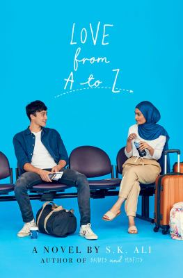 Love From A to Z book cover