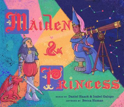 Maiden and Princess book cover