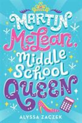 Martin McLean, Middle School Queen book cover