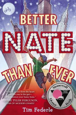Better Nate Than Never book cover