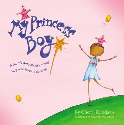 My Princess Boy book cover