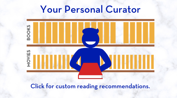 Your Personal Curator - Click for custom reading recommendations