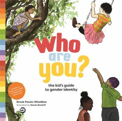 Who Are You? book cover