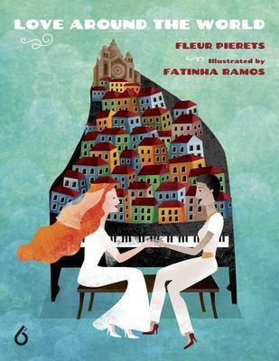 Love Around the World book cover
